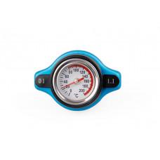Kühlerdeckel mit Temperaturanzeige Kühlwasser 0-200 Grad 0,9Bar / 1.1Bar