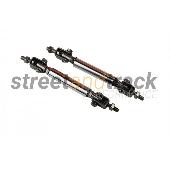 Universal Splitter Halter verstellbar 100mm-140mm Spoiler Stabilisator