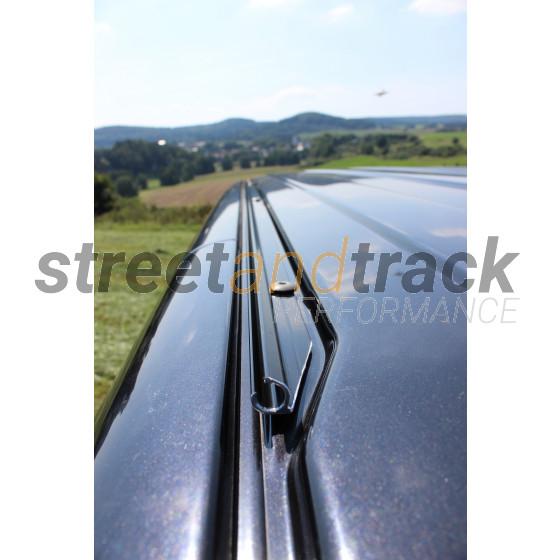 Kederschiene Kederleiste für VW Bus T5+T6 k.Radst. Beifahrer Sonnensegel Vorzelt