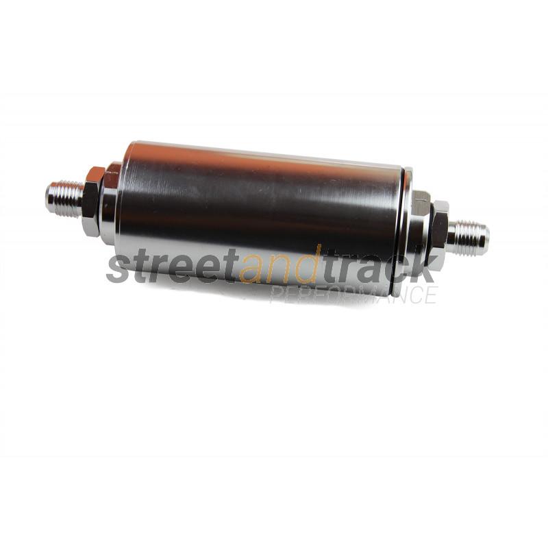 Kraftstofffilter Benzin Filter 50mm AN6 auswaschbar High Flow Tuning Motorsport
