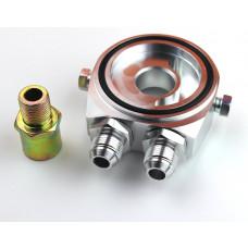 Ölfilter Adapter Ölkühler AN8 + Öldruck,Öltemperatur 1/8 NPT 3/4-16, M18, M20, M22 x 1.5