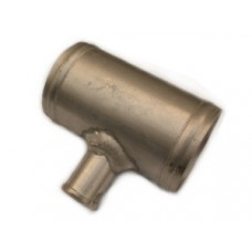 Alu - T-Stück 76mm - 25mm