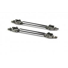 Universal Splitter Halter verstellbar 120mm-180mm Spoiler Stabilisator