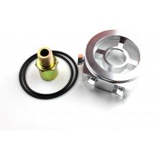 Ölfilter Adapter Flansch Öldruck,Öltemperatur 1/8 NPT # 3/4-16, M18, M20,M22