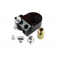 Ölfilter Adapter Ölkühler AN8 + Öldruck,Öltemperatur 3/4-16, M18, M20, M22 x 1.5