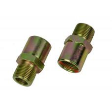 """Ölfilter Adapter Schraube 3/4""""-UNF 3/4-16 für Sandwichplatte,Mocal,Racimex,usw.."""